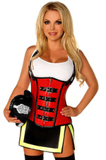 Five Alarm Firegirl Costume - Fashion