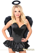 Angel Of Darkness Costume - Fashion