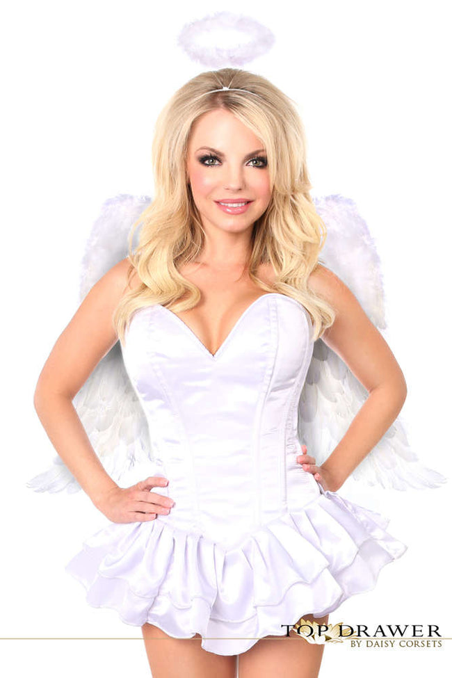 Innocent Angel Corset Dress Costume - Fashion
