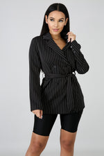 Julia Blazer BLACK