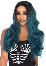 Leg Avenue Blended Two-Tone Long Wavy Wig A1530