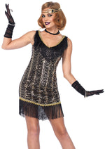 Leg Avenue Female 2PC. Charleston Charmer Costume 85543