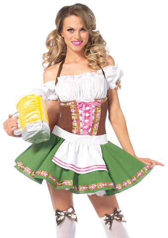 Leg Avenue Female 2Pc. Gretchen Costume 83311