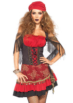 Leg Avenue Female 2PC.Mystic Vixen Costume 85381