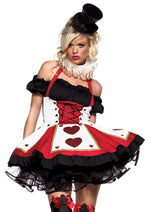 Leg Avenue Female 2Pc. Pretty Playing Card Costume 83409