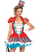 Leg Avenue Female 2PC.Ravishing Ring Master Costume 85611
