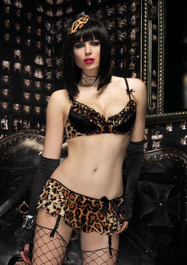 Leg Avenue Female 2PC.Sinful Set 86362