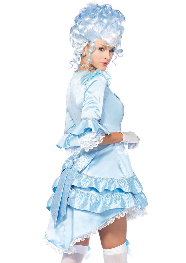 Leg Avenue Female 2PC.Versailles Beauty Costume 85584