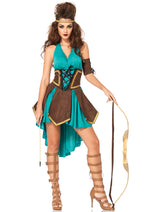 Leg Avenue Female 3PC.Celtic Warrior Costume 85203