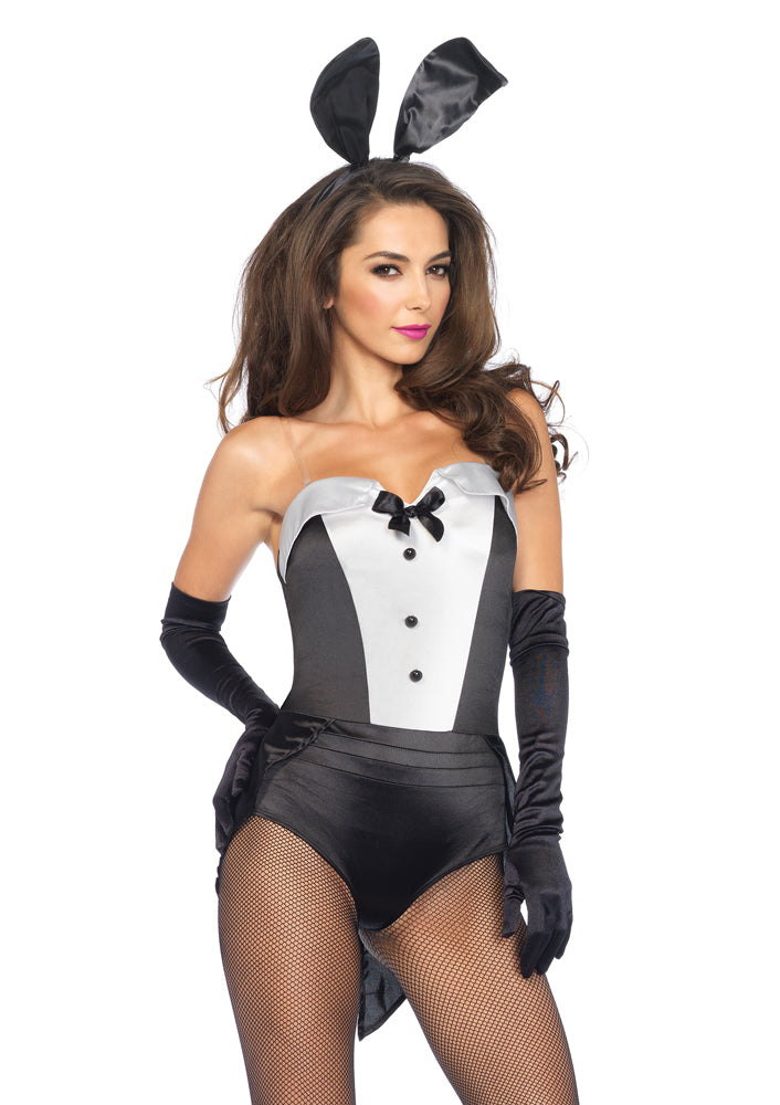 Leg Avenue Female 3PC.Classic Bunny Costume 85467