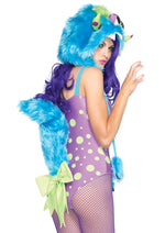 Leg Avenue Female 3PC.Flirty Gerty Costume 85017