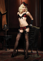 Leg Avenue Female 3PC.Temptress Set 86349