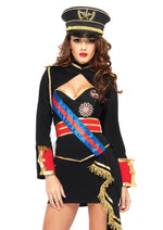 Leg Avenue Female 4PC. Diva Dictator Costume 85296