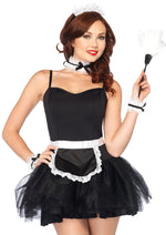 Leg Avenue Female 4PC.French Maid Kit A1971