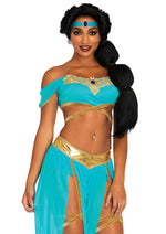 Leg Avenue Female 4PC.Oasis Princess Costume 86662