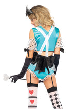 Leg Avenue Female 5PC.Vixen Alice Costume 85521