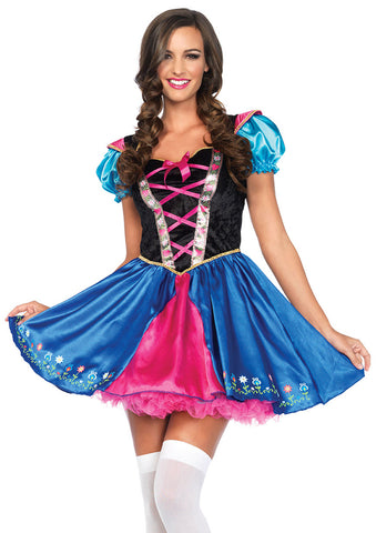 Leg Avenue Female Alpine Princess Costume 85460