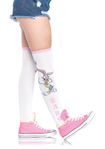 Leg Avenue Female Babs Acrylic Over The Knee Socks TT6923