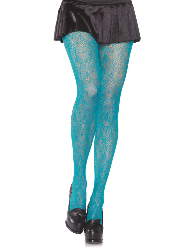Leg Avenue Female Chandelier Lace Pantyhose 9958
