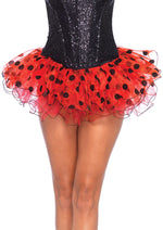 Leg Avenue Female Chiffon Polka Dot Tutu A2739