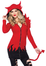 Leg Avenue Female Cozy Devil Costume 85310