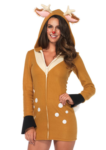 Leg Avenue Female Cozy Fawn Costume 85587