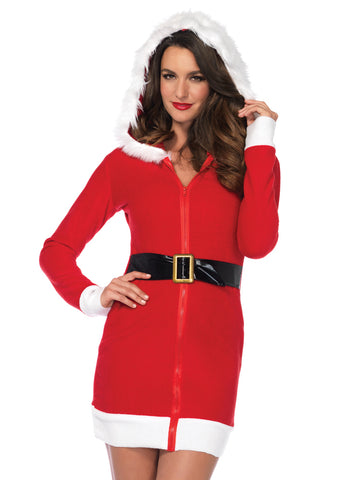 Leg Avenue Female Cozy Santa Costume 86613