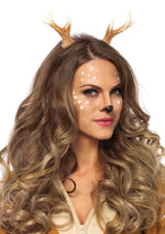 Leg Avenue Female Fawn Horn Headband O A2768