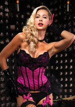 Leg Avenue Female Jewel Corset 86522