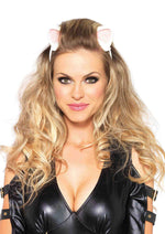 Leg Avenue Female Latex Kitty Ear Headband A2734