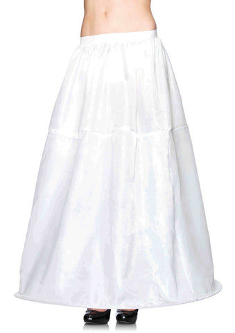 Leg Avenue Female Long Hoop Skirt 2713