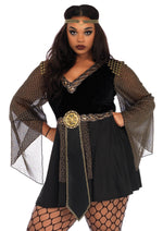Leg Avenue Female Plus Size 2 PC. Glamazon Warrior Costume 86682X