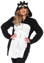 Leg Avenue Female Plus Size Batz Maru Cozy Costume TRHK86651X