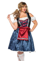 Leg Avenue Female Plus Size Beerfest Beauty Costume 85598X