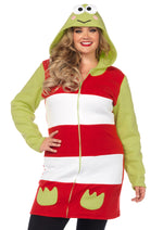 Leg Avenue Female Plus Size Keroppi Cozy Costume TRHK86652X