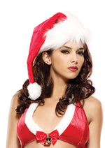Leg Avenue Female Plush Santa Hat A1003
