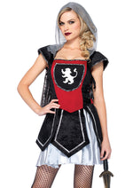 Leg Avenue Female Royal Knightess Costume 85201