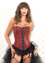 Leg Avenue Female Sadie Corset 86506