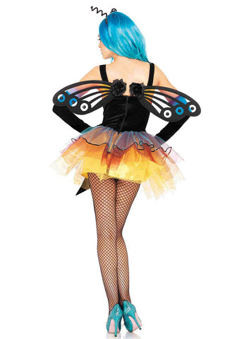 Leg Avenue Female Strapless Butterfly Wings A1964