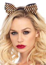 Leg Avenue Female Studded Cat Ears A2795
