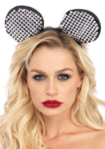 Leg Avenue Female Studded Mouse Ears A2794