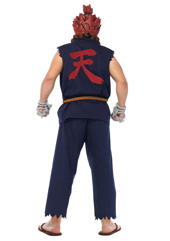 Leg Avenue Male 5PC. Akuma Costume SF86660
