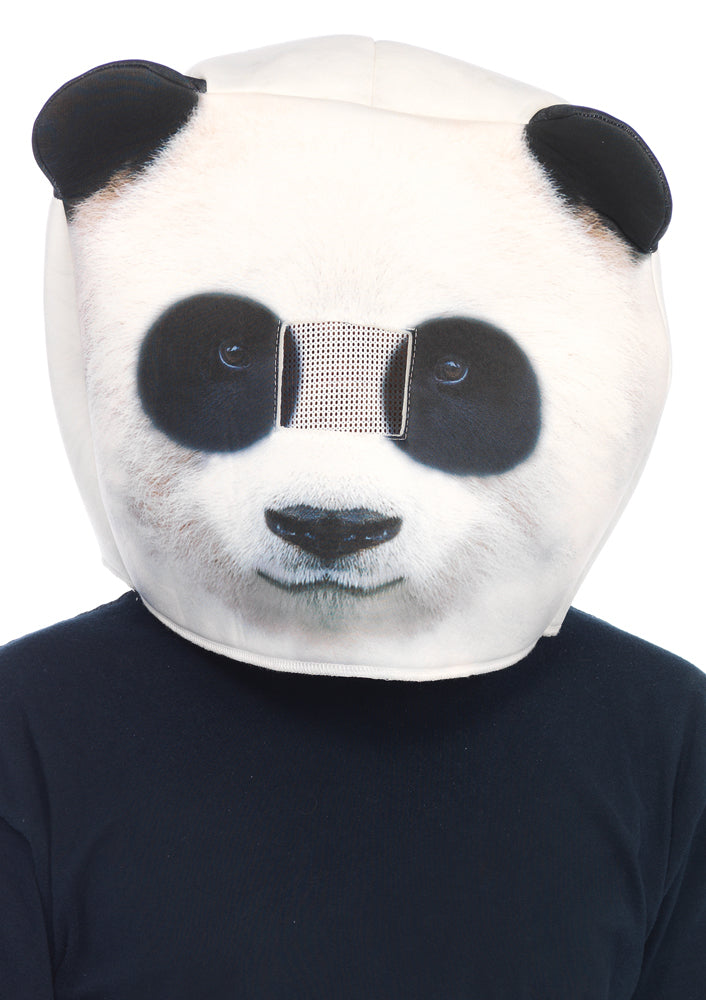 Leg Avenue Male Foam Panda Mask 2163