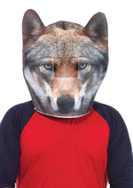 Leg Avenue Male Foam Wolf Head Mask O 2150