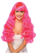 Leg Avenue Neon Star Long Wavy Wig A1979