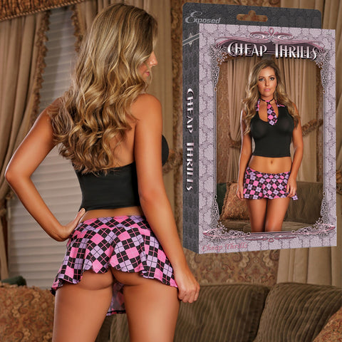 Magic Silk Female Cheap Thrills Student Body C141