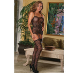 Magic Silk Female Club Seamless Catsuit 117 S117
