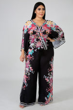 Plus Size Shayla Set BLACK