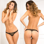 Rene Rofe Female Crotchless Open Mind G-String 1122