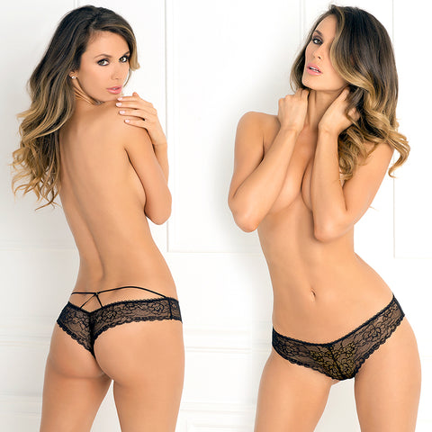 Rene Rofe Female Forbidden Lust Crotchless Thong 1129